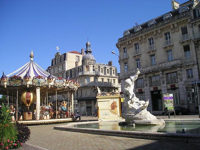 Centre ville de Troyes