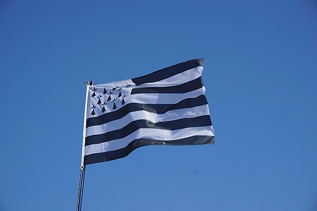 Gwenn Ha Du, le drapeau breton