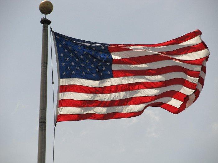 Stars en Stripes drapeau américain