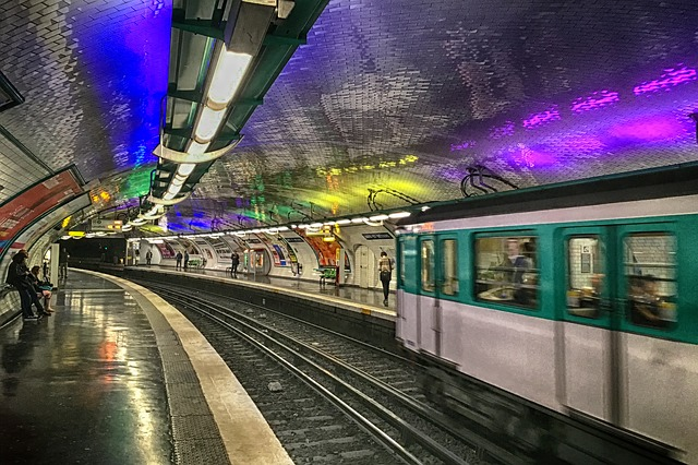 métro paris
