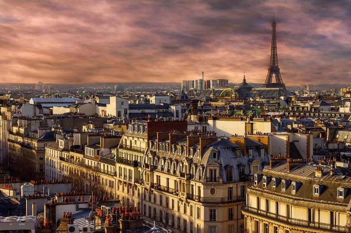 Paris la ville lumière