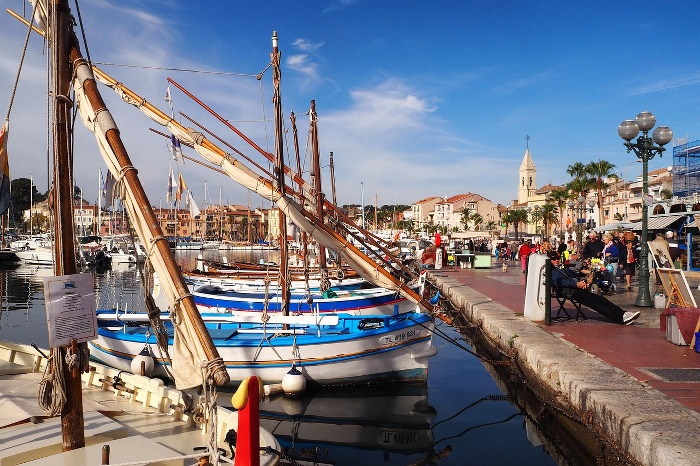 Port de Sanary-sur-Mer