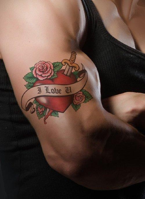 tatouage old school