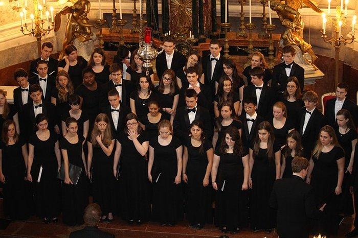 Chorale de choristes