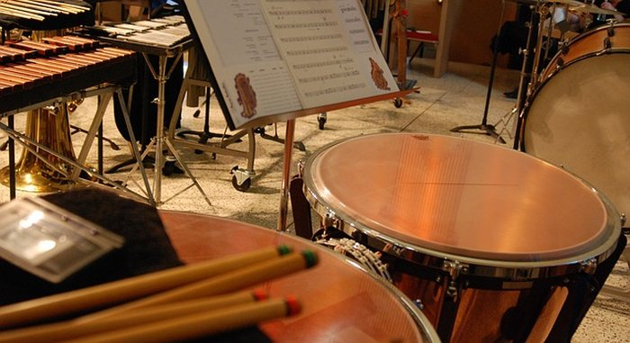 Timbales percussion